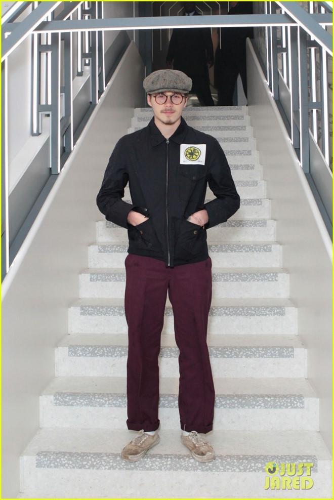 Gu thời trang ông chú của con trai David Beckham-4