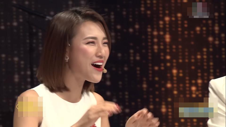 Trấn Thành buột miệng nhắc tới Huỳnh Anh khiến Hoàng Oanh giật mình thon thót-2