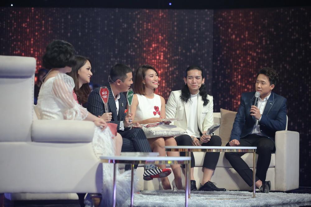 Trấn Thành buột miệng nhắc tới Huỳnh Anh khiến Hoàng Oanh giật mình thon thót-3