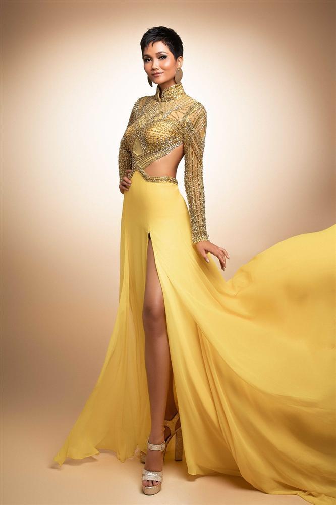 Fan thất vọng trước đầm dạ hội HHen Niê sẽ trình diễn trong đêm bán kết Miss Universe 2018-3
