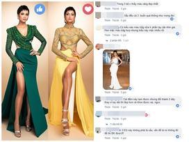 Fan thất vọng trước đầm dạ hội H'Hen Niê sẽ trình diễn trong đêm bán kết Miss Universe 2018