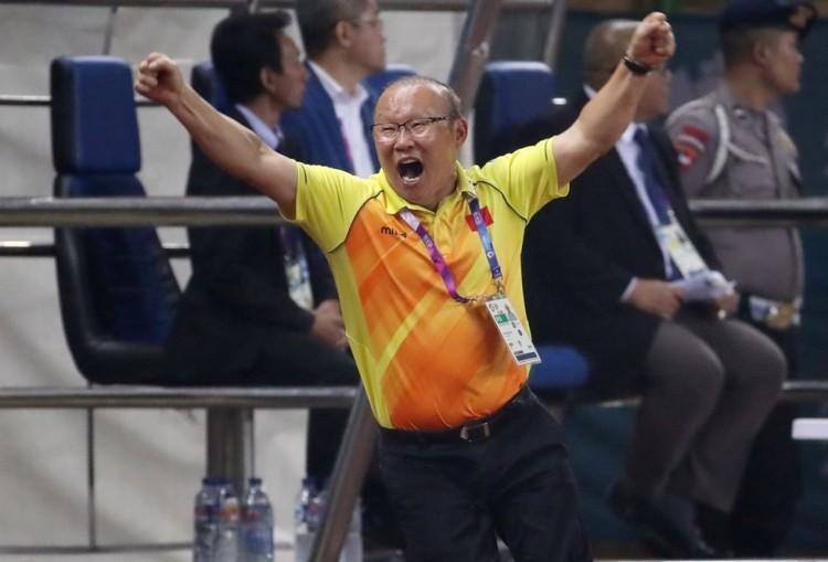 HLV Park Hang Seo bất ngờ nhận tin vui từ quê nhà, người hâm mộ Việt tấm tắc: Đáng công sức bỏ ra-1