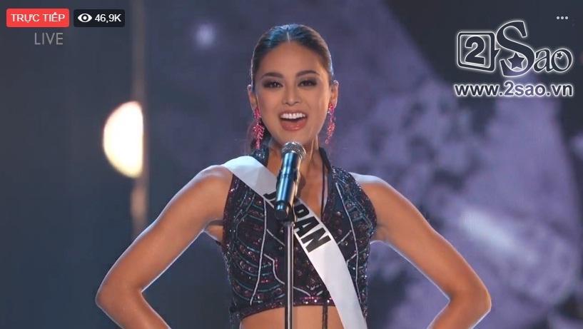 HHen Niê trình diễn bikini gợi cảm, tung váy dạ hội xuất quỷ nhập thần đêm bán kết Miss Universe 2018-29