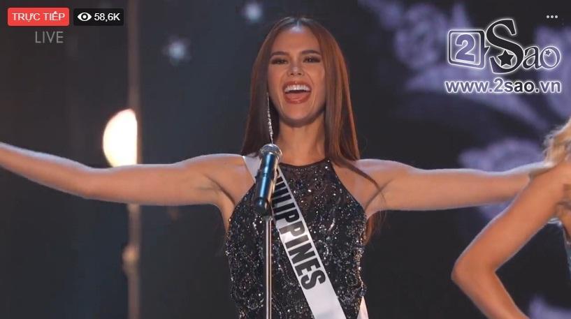 HHen Niê trình diễn bikini gợi cảm, tung váy dạ hội xuất quỷ nhập thần đêm bán kết Miss Universe 2018-26