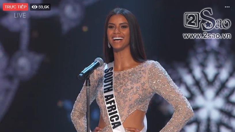 HHen Niê trình diễn bikini gợi cảm, tung váy dạ hội xuất quỷ nhập thần đêm bán kết Miss Universe 2018-31