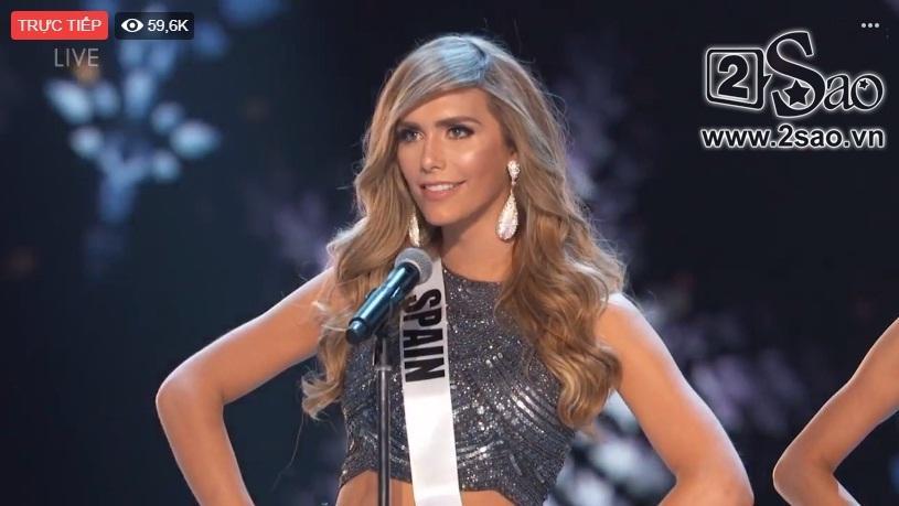 HHen Niê trình diễn bikini gợi cảm, tung váy dạ hội xuất quỷ nhập thần đêm bán kết Miss Universe 2018-30