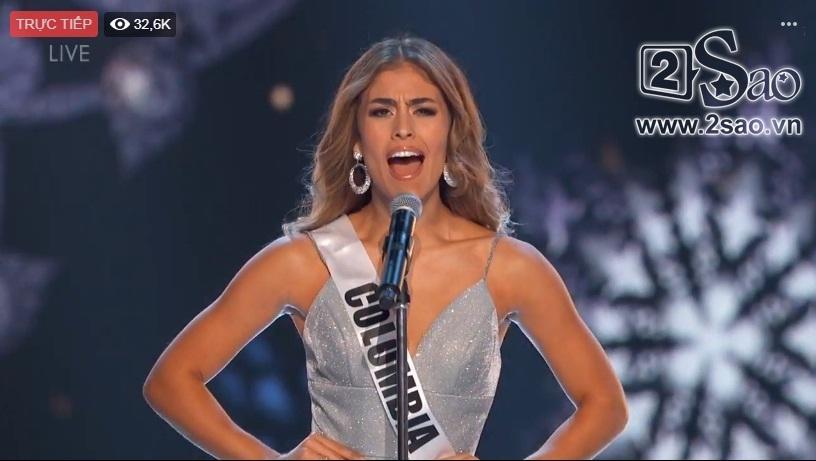 HHen Niê trình diễn bikini gợi cảm, tung váy dạ hội xuất quỷ nhập thần đêm bán kết Miss Universe 2018-34