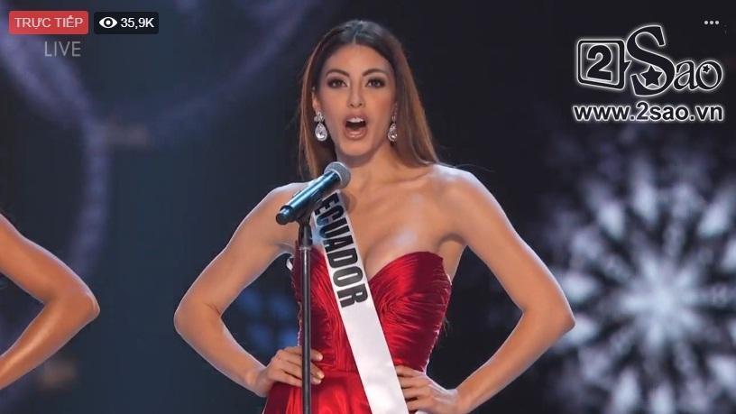 HHen Niê trình diễn bikini gợi cảm, tung váy dạ hội xuất quỷ nhập thần đêm bán kết Miss Universe 2018-35