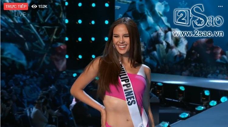 HHen Niê trình diễn bikini gợi cảm, tung váy dạ hội xuất quỷ nhập thần đêm bán kết Miss Universe 2018-21