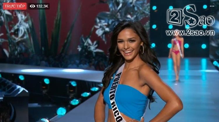 HHen Niê trình diễn bikini gợi cảm, tung váy dạ hội xuất quỷ nhập thần đêm bán kết Miss Universe 2018-20