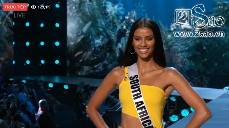 HHen Niê trình diễn bikini gợi cảm, tung váy dạ hội xuất quỷ nhập thần đêm bán kết Miss Universe 2018-17