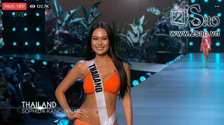HHen Niê trình diễn bikini gợi cảm, tung váy dạ hội xuất quỷ nhập thần đêm bán kết Miss Universe 2018-18
