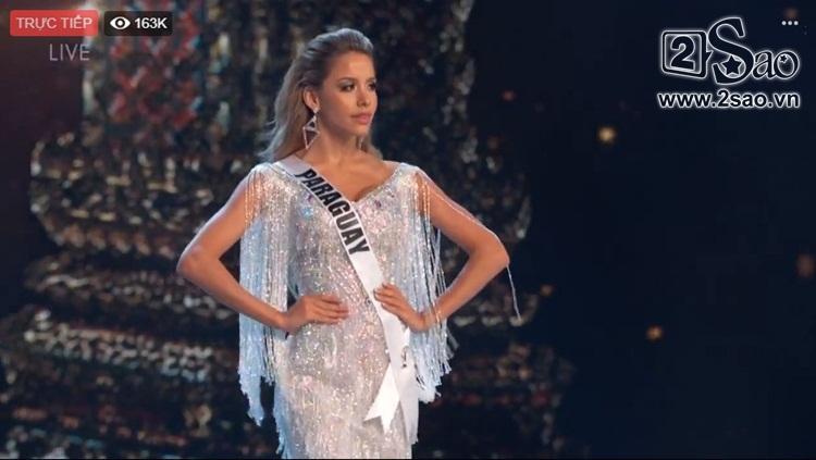 HHen Niê trình diễn bikini gợi cảm, tung váy dạ hội xuất quỷ nhập thần đêm bán kết Miss Universe 2018-5