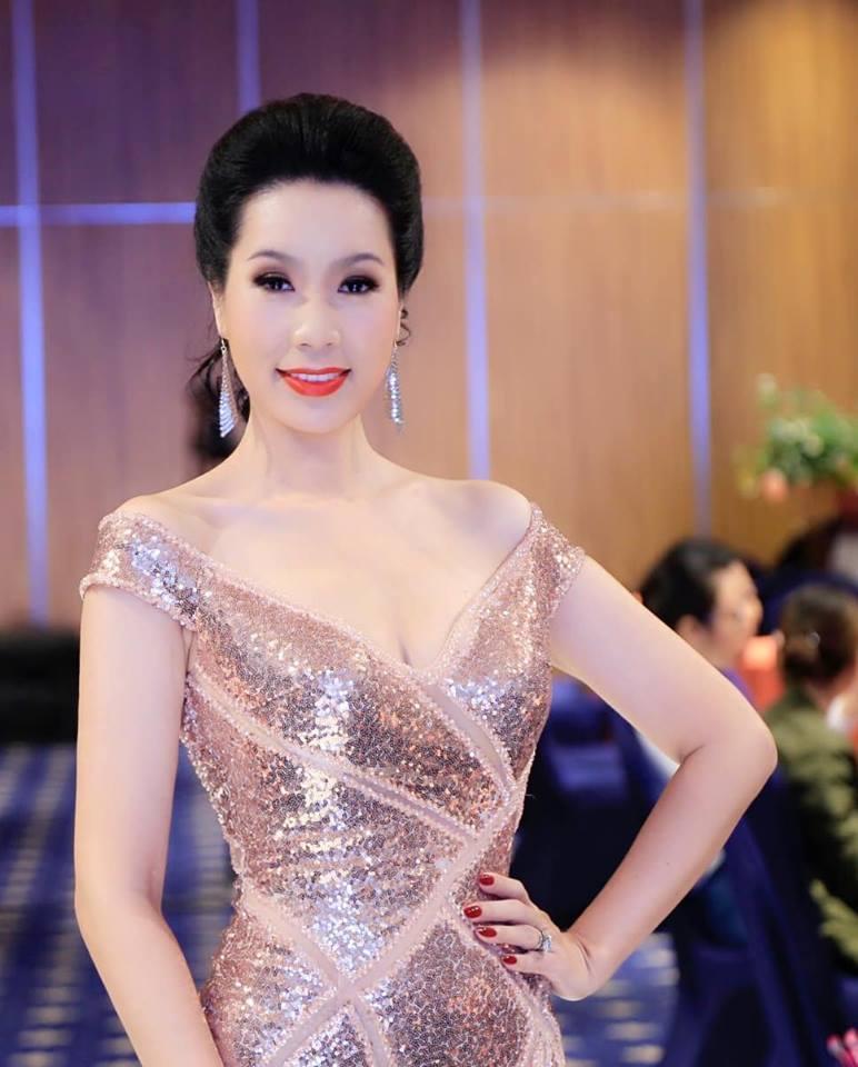 Trịnh Kim Chi: Tôi và chồng luôn chung thủy, dành tình yêu lớn cho nhau-1