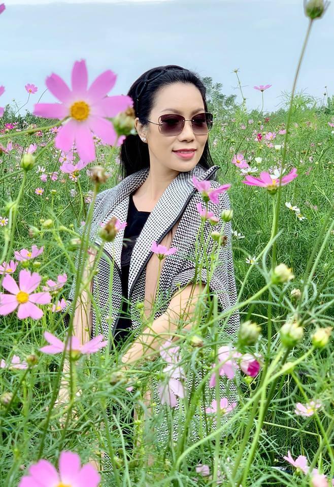 Trịnh Kim Chi: Tôi và chồng luôn chung thủy, dành tình yêu lớn cho nhau-2