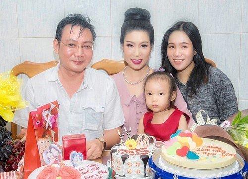 Trịnh Kim Chi: Tôi và chồng luôn chung thủy, dành tình yêu lớn cho nhau-3