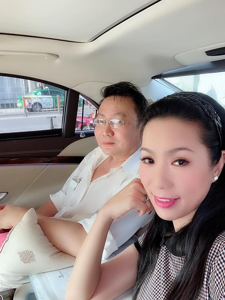 Trịnh Kim Chi: Tôi và chồng luôn chung thủy, dành tình yêu lớn cho nhau-4