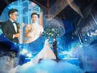 Thêm siêu đám cưới trị giá 4,6 tỷ ở Hải Phòng: Chú rể mang siêu xe hiếm đi đón dâu, tiệc cưới trang trí đẹp như cổ tích