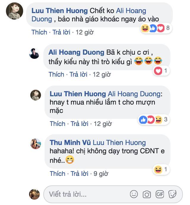 Thu Minh khoe vòng eo chấp hết các thể loại 56 nhưng phản ứng của Tóc Tiên và Lưu Thiên Hương khiến ai cũng cười bò-2