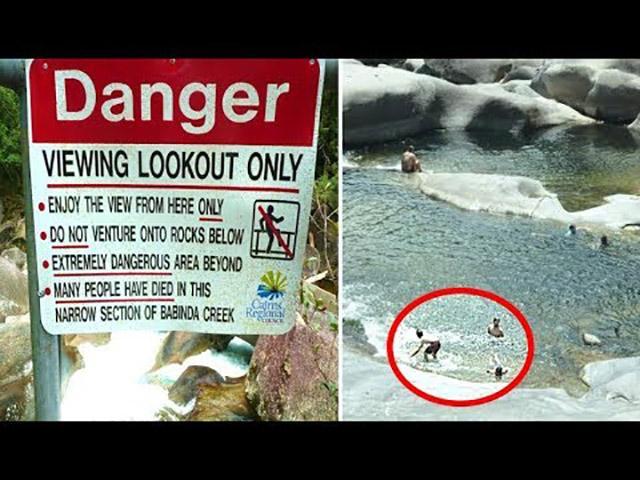 Nổi da gà khi biết được bí ẩn đằng sau hồ nước bị quỷ ám ở Úc-3