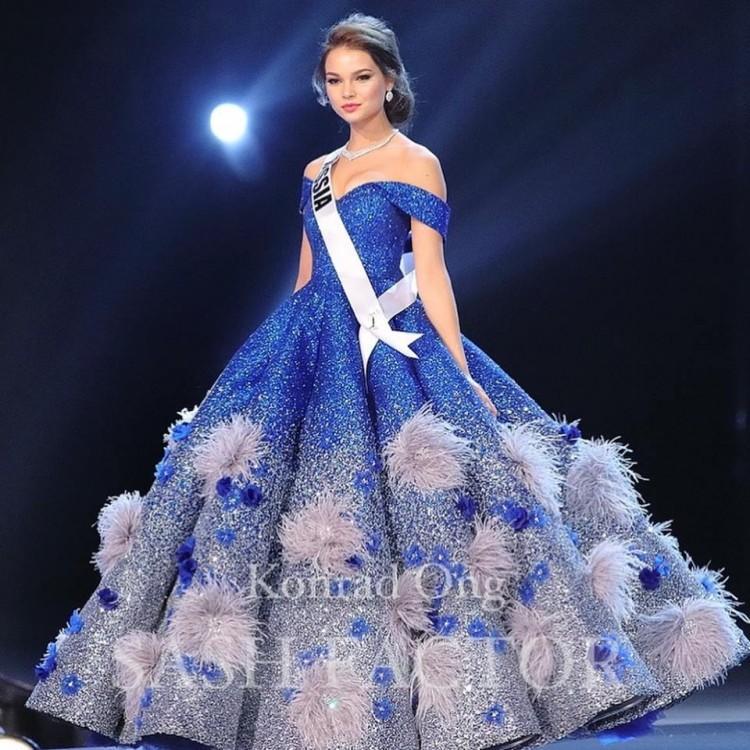 Top 10 trang phục dạ hội đẹp xuất sắc đêm bán kết Miss Universe 2018-2