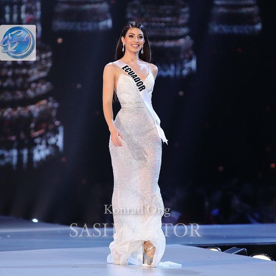 Top 10 trang phục dạ hội đẹp xuất sắc đêm bán kết Miss Universe 2018-11