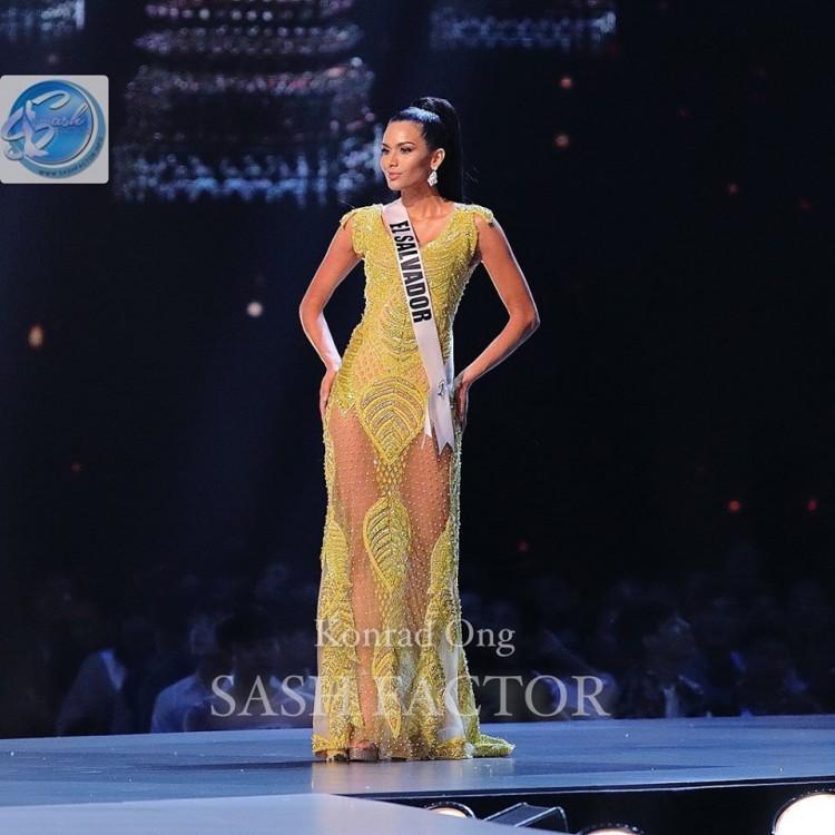 Top 10 trang phục dạ hội đẹp xuất sắc đêm bán kết Miss Universe 2018-8