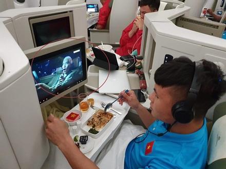 Hóa ra Quang Hải và Quế Ngọc Hải của tuyển Việt Nam lại là fan của bộ phim đình đám này!