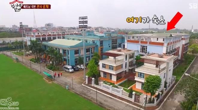 Toàn cảnh căn biệt thự sang trọng là nơi ăn chốn ở của HLV Park Hang Seo tại Hà Nội-1