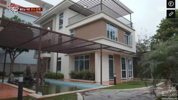 Toàn cảnh căn biệt thự sang trọng là nơi ăn chốn ở của HLV Park Hang Seo tại Hà Nội-3