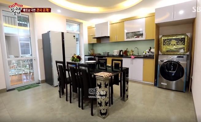 Toàn cảnh căn biệt thự sang trọng là nơi ăn chốn ở của HLV Park Hang Seo tại Hà Nội-7