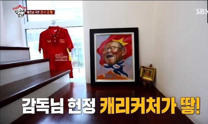 Toàn cảnh căn biệt thự sang trọng là nơi ăn chốn ở của HLV Park Hang Seo tại Hà Nội-6
