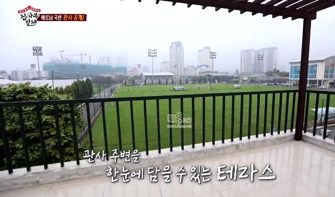 Toàn cảnh căn biệt thự sang trọng là nơi ăn chốn ở của HLV Park Hang Seo tại Hà Nội-9