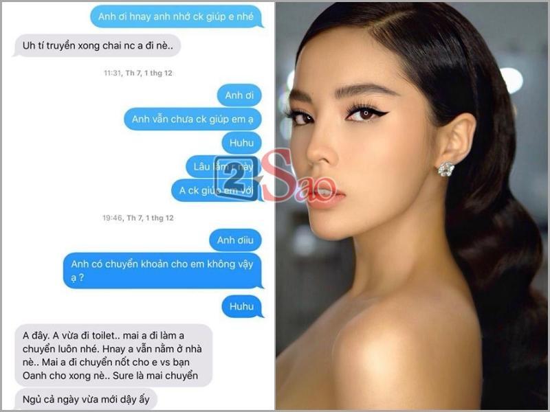 Hoa hậu Kỳ Duyên lộ mức thù lao cực khủng khi tố bầu show bùng tiền cát xê-4
