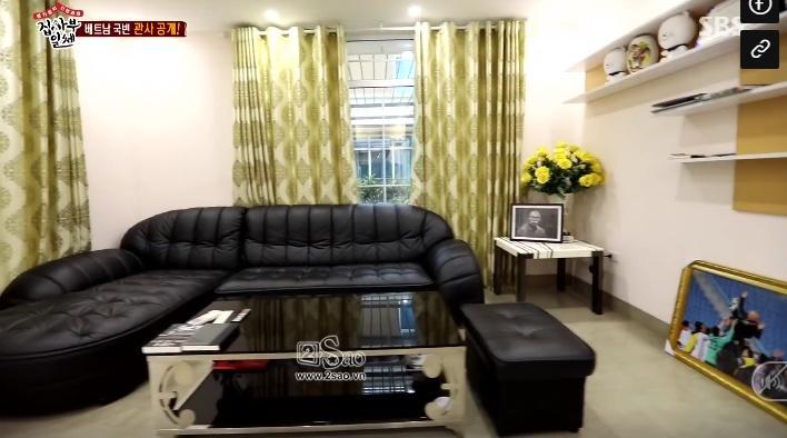 Toàn cảnh căn biệt thự sang trọng là nơi ăn chốn ở của HLV Park Hang Seo tại Hà Nội-4