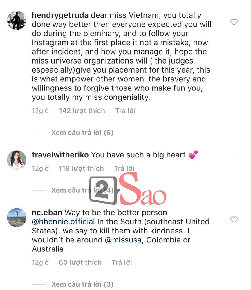 Hoa hậu Mỹ xin lỗi vì chê HHen Niê tiếng Anh kém và hành động đáp trả của mỹ nhân Ê Đê khiến fan toàn thế giới nể phục-5