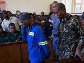 'Thầy đồng' ở Nam Phi nhận án chung thân vì... ăn thịt người
