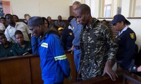 Thầy đồng ở Nam Phi nhận án chung thân vì... ăn thịt người-1