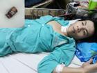 Suýt chết vì bị súng bút bắn đạn ghim cổ