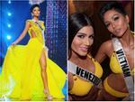 Đang bận tổng duyệt Miss Universe, HHen Niê vẫn rủ hoa hậu Mỹ mặc áo cờ đỏ sao vàng cổ vũ tuyển Việt Nam-11