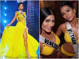 Khán giả Venezuela tuyên bố: 'Nếu chúng tôi không đoạt vương miện, mong Hoa hậu sẽ thuộc về H'Hen Niê'