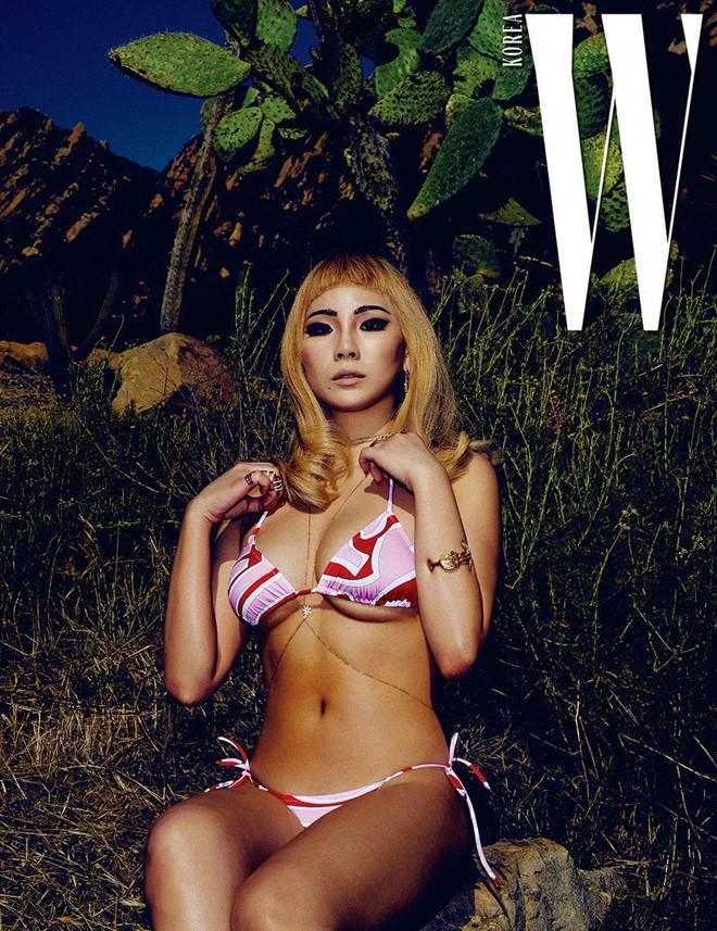 Những nữ ca sĩ Kpop liên tục vướng tranh cãi vì trang phục phản cảm-4