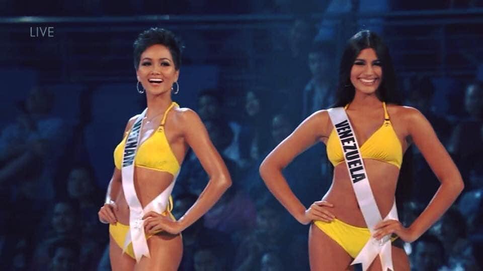 Khán giả Venezuela tuyên bố: Nếu chúng tôi không đoạt vương miện, mong Hoa hậu sẽ thuộc về HHen Niê-5
