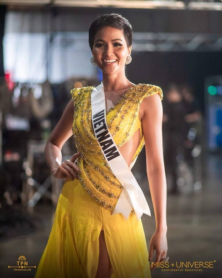 Khán giả Venezuela tuyên bố: Nếu chúng tôi không đoạt vương miện, mong Hoa hậu sẽ thuộc về HHen Niê-7
