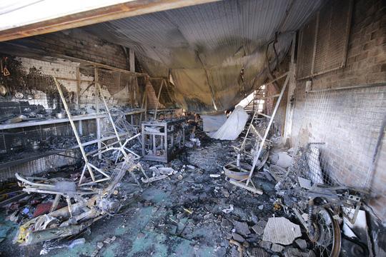 Vụ xe bồn làm cháy 19 nhà: Thiệt hại khoảng 10 tỷ đồng!-2