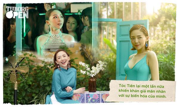 Mãn nhãn với hình ảnh Tóc Tiên cực chất trong 'Stay Open'-1