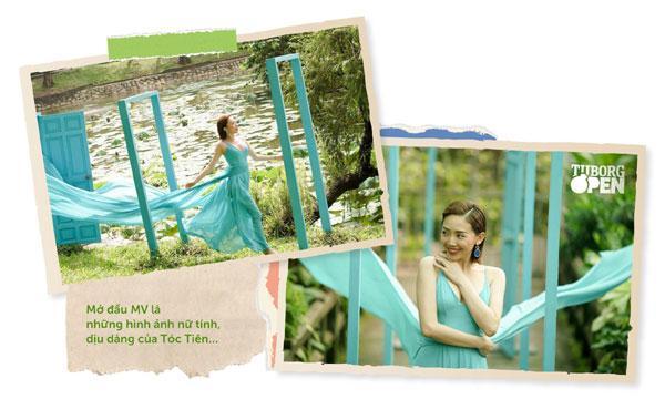 Mãn nhãn với hình ảnh Tóc Tiên cực chất trong 'Stay Open'-2