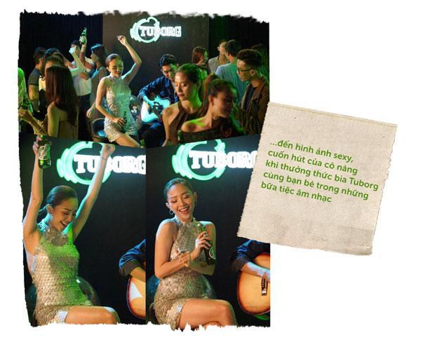 Mãn nhãn với hình ảnh Tóc Tiên cực chất trong 'Stay Open'-4