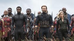 'Avengers' và các siêu anh hùng giúp nâng tầm Hollywood trong năm 2018