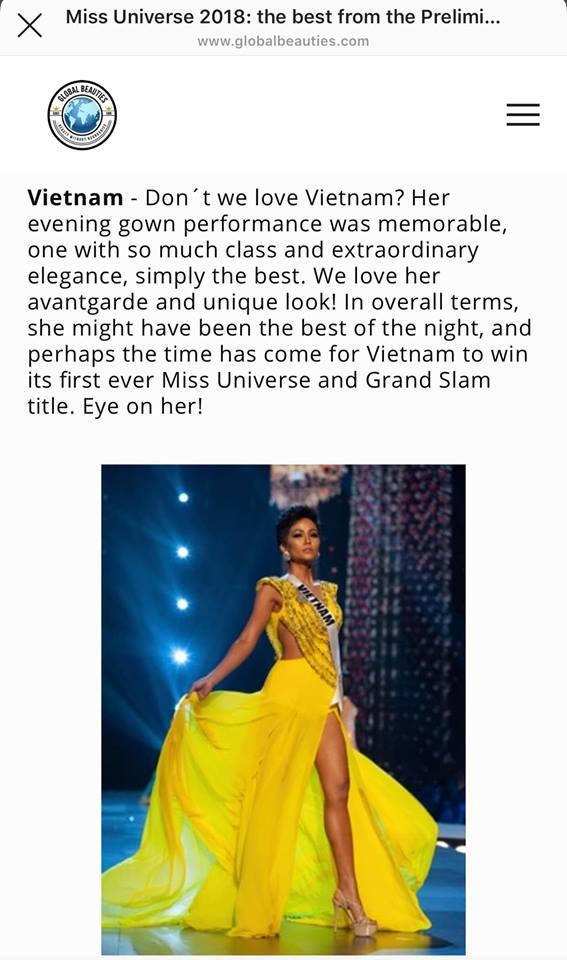 Chấm điểm 10 cho HHen Niê, Global Beauties tuyên bố: Đã đến lúc Việt Nam có vương miện Miss Universe-3